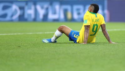 Gabriel Jesus says career 'stopped' after World Cup
