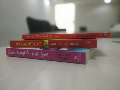 Of love in various shades (IANS Books This Weekend)