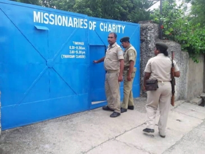 Jharkhand to cancel licence of 7 children s homes run by Missionaries of Charity