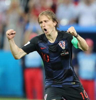 World Cup: Modric lashes out at English media after semi-final win