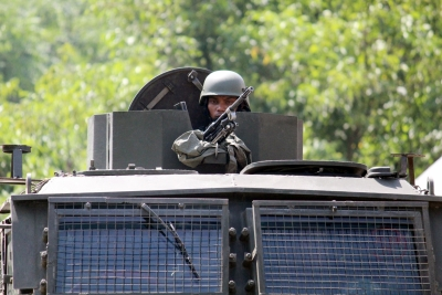 Army commando killed in Kashmir gunfight (Roundup)