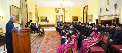President asks probationary civil servants to ensure India s inclusive growth