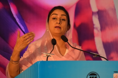 Harsimrat Badal calls for greater French investments in India