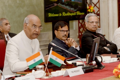 Fill up faculty posts fast for quality education: Kovind