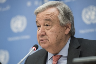 Guterres backs Zeid s call for Kashmir human rights probe (Lead)