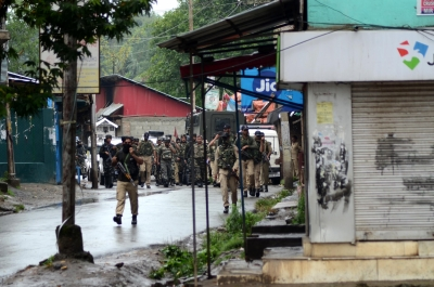 2 CRPF troopers killed in J&K militant attack (Lead)