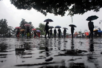 Heavy rains in Himachal from Sunday