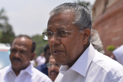 Pinarayi Vijayan returns from US after treatment