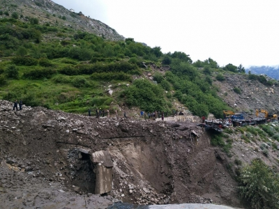 2 dead in Uttarakhand cloud burst