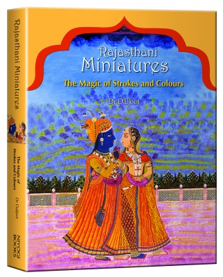 Spirituality gave way to sensuality in Rajasthani miniature paintings  (Book Review)