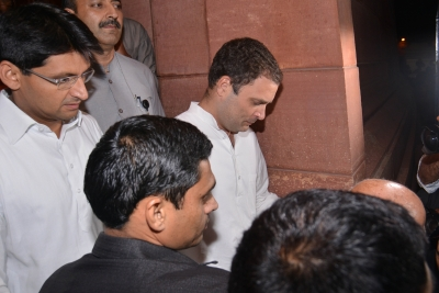 Will tackle Modi s hate with love: Rahul
