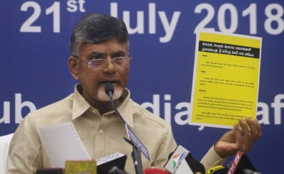 Naidu vows to make Andhra  innovation valley  of India