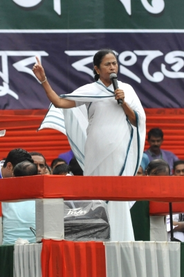 Bengal opposition parties ridicule Mamata s call to remove BJP from power