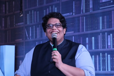 Tanmay Bhat will do comedy till he is totally  suppressed  (Lead, correcting intro)