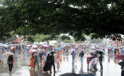 Himachal sees heavy rains, more in store