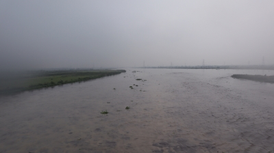 Yamuna again crosses danger mark in Delhi