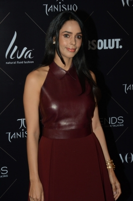 Mallika urges people to follow plant-based diet