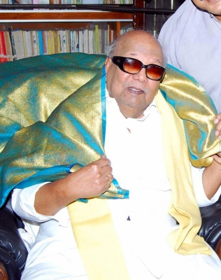 Karunanidhi: Scratches on my mind firm five years in Chennai (Comment: Special to IANS)