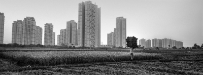 Photographic binary on ancient and emerging cities to be on view