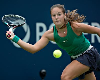 Kasatkina downs Jabeur to lift her 1st Kremlin Cup
