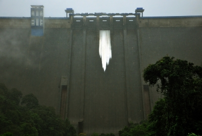 Water storage level up in major reservoirs