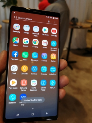 Samsung Galaxy Note 9 from Rs 67,900 in India (Lead)