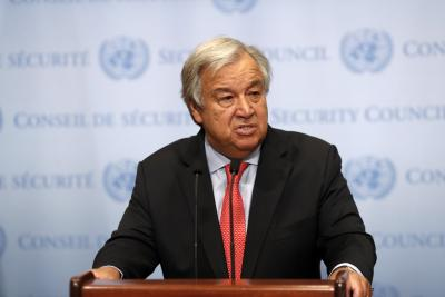 Guterres  saddened  by Kerala flood toll; UN monitoring situation