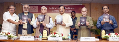 Book on  secret broadcasts  during Quit India movement launched