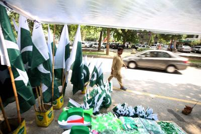 Pakistan celebrates Independence Day with patriotic zeal, fervour