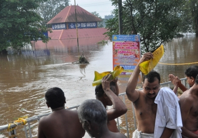 Kerala issues red alert, flood death toll rises to 67 (Third Lead)