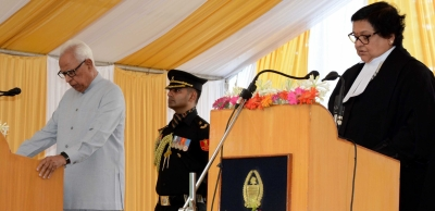Gita Mittal sworn in as J&K Chief Justice