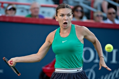 Halep routs Barty to reach Montreal final
