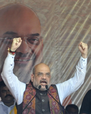 Rahul should clearly spell out his stand on NRC: Amit Shah
