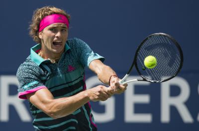 Rogers Cup: Tsitsipas  advances to semis; Anderson routs Dimitrov