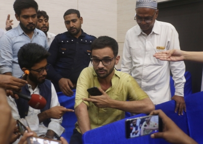 Attack on Khalid cowardly, says JNU Students  Union
