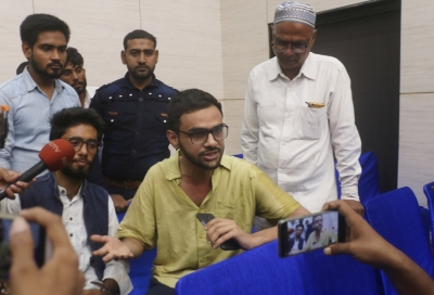 Two youths say in viral post: Responsible for Umar Khalid attack