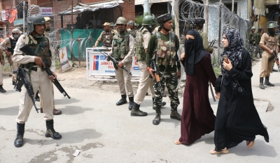 High alert in J&K after Pak inputs on probable terror attack