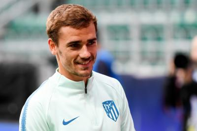 Griezmann leads Atletico to La Liga win over Rayo