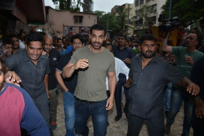 John Abraham  extremely disturbed  by Kerala floods