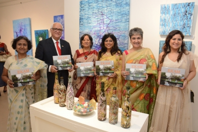 Photography-poetry book on  various moods  of Dal Lake launched