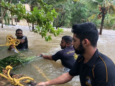 Kerala floods: Officers contribute Rs 1.5 lakh, one-day salaries
