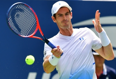 Andy Murray defeated in doubles at ATP Eastbourne