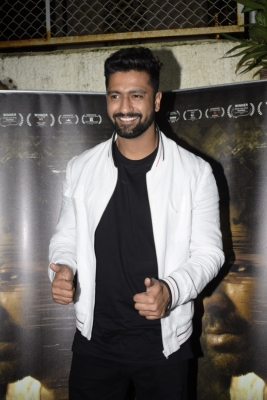 Vicky Kaushal s no watch funda