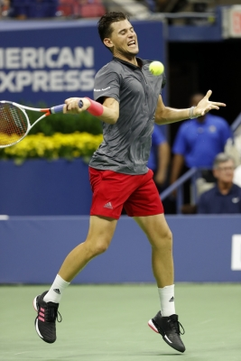 Dominic Thiem enters St Petersburg Open semis