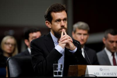 Twitter CEO to skip Monday's House panel meet (Lead)