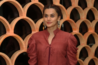 Pink  gave me a sense of direction: Taapsee