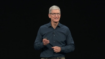 Tim Cook to give virtual commencement speech for Ohio varsity