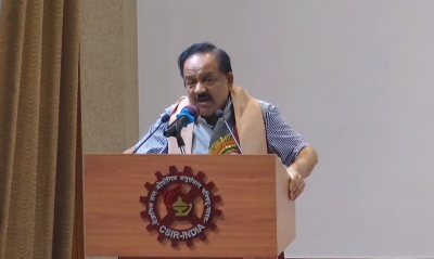 Science should become a movement: Harsh Vardhan