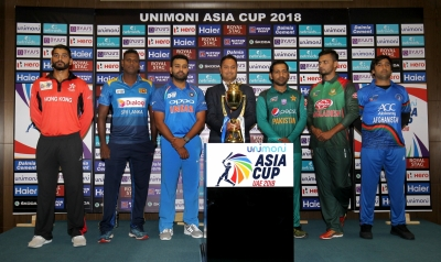 India-Pakistan clash in spotlight at Asia Cup (Preview)