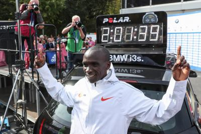 Kipchoge to defend Olympic marathon title at Tokyo 2020